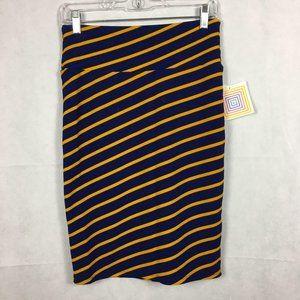 LuLaRoe Cassie Stretch Pencil Skirt Sz S NWT